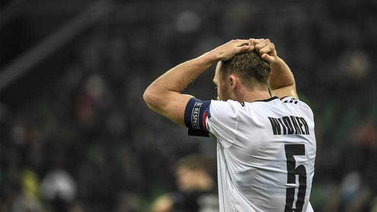Krasnodar - Basel.