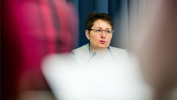 Franziska Roth stoppt Gremium, das Hochuli lanciert hatte