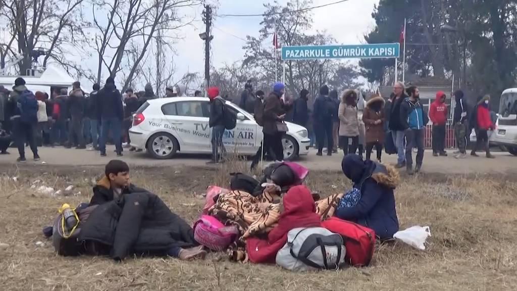 Türkei: Über 75'000 Migranten in EU eingereist