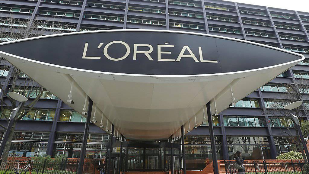 Der L'Oréal-Hauptsitz nördlich von Paris. (Archiv)