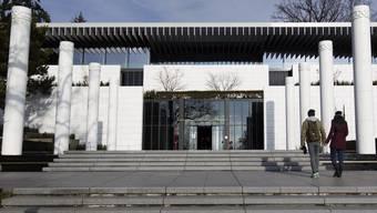 Das Olympische Museum in Lausanne hat nach zwei Jahren Umbau wieder offen