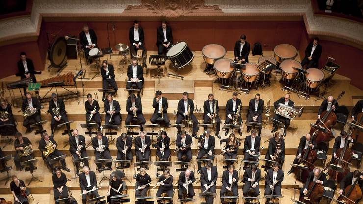 Für seine Proben muss das Sinfonieorchester Basel heute durch die halbe Stadt tingeln.