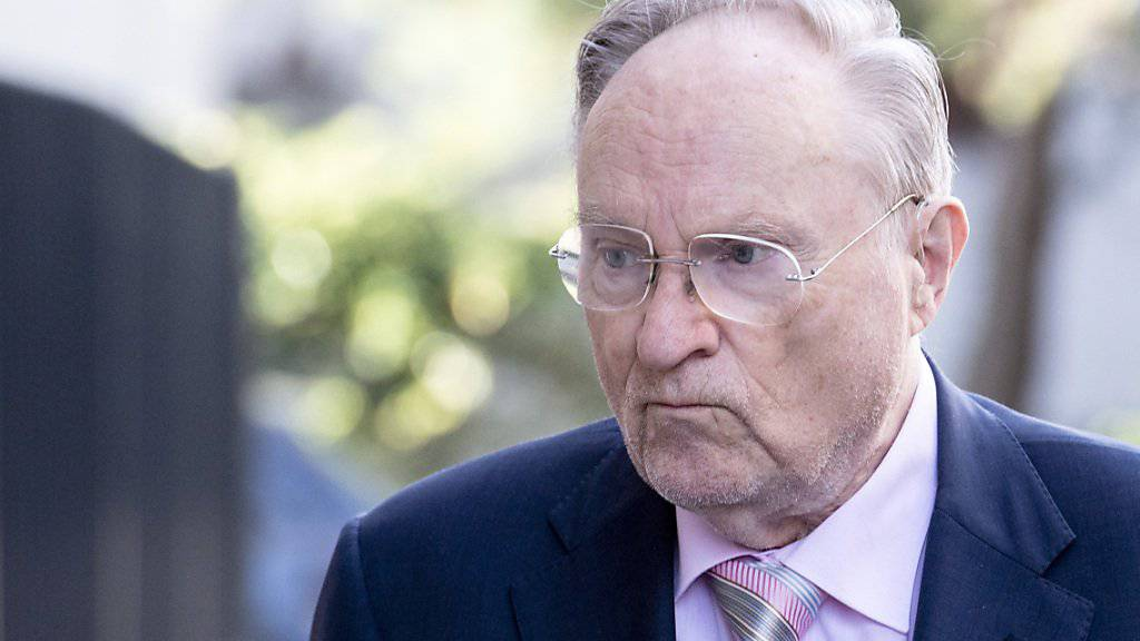 Das Bezirksgericht Zürich verurteilte Dignitas-Gründer Ludwig A. Minelli wegen Verleumdung zu einer bedingten Geldstrafe und einer Busse. (Archivbild)