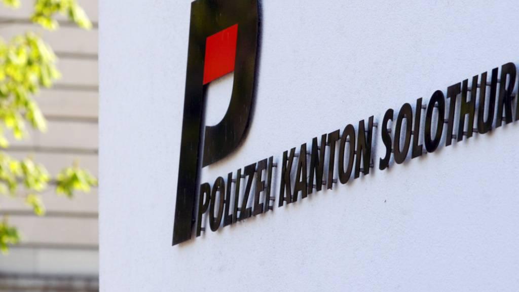 Die Solothurner Kantonspolizei und Staatsanwaltschaft ermittelten den mutmasslichen Täter mehrerer bislang ungeklärter Sexualdelikte in der Region Olten. (Symbolbild)