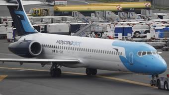 Mexicana-Flugzeuge bleiben heute am Boden