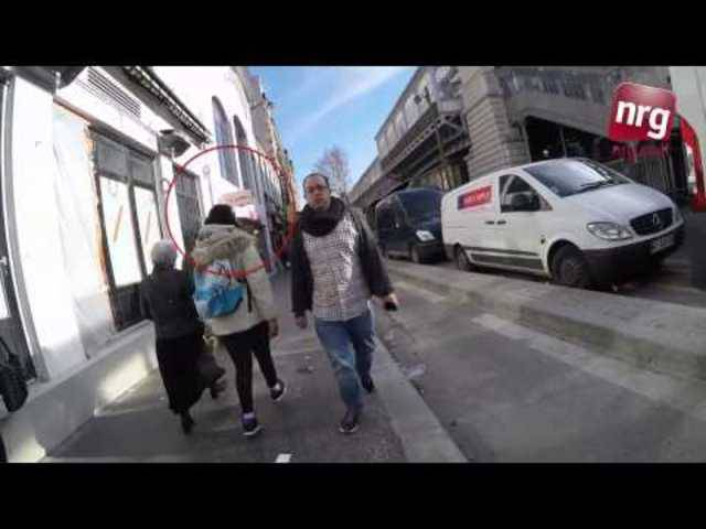 Als Jude in Paris unterwegs