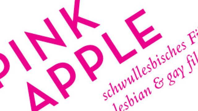 Das Logo des Filmfestivals (Bildquelle: pinkapple.ch)