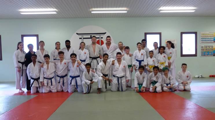 Alle Teilnehmer aus den Kantonen SO, BE, BL