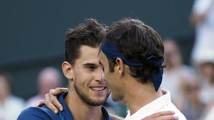 Roger Federer verlor zum vierten Mal in fünf Jahren den Indian-Wells-Final.