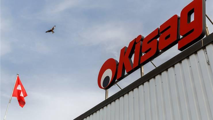 Das Familienunternehmen Kisag in Bellach ging in den Besitz der Vebo über.