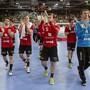 Bei Pfadi Winterthur läuft sportlich alles rund - aber nicht wirtschaftlich