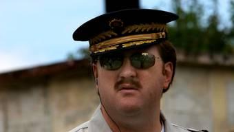 Polizeichef von Guatemala zwischen 2004 und 2007: Der Schweizer Erwin Sperisen.