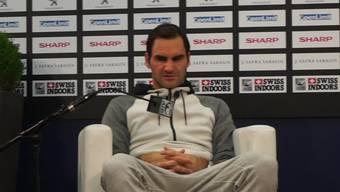 Roger Federer über Denis Shapovalov
