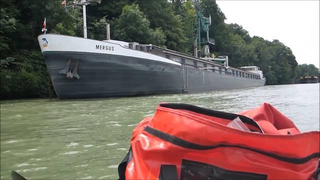 Durch den Aargau auf dem Wasser, Teil 6: Die besten Momente im Video