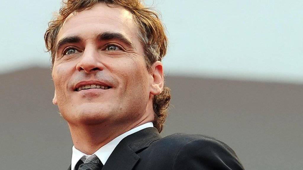 Vielseitig begabt: Joaquin Phoenix spielte schon Johnny Cash und soll nun in einem neuen Film die Rolle des Jesus' übernehmen.  (Archivbild)
