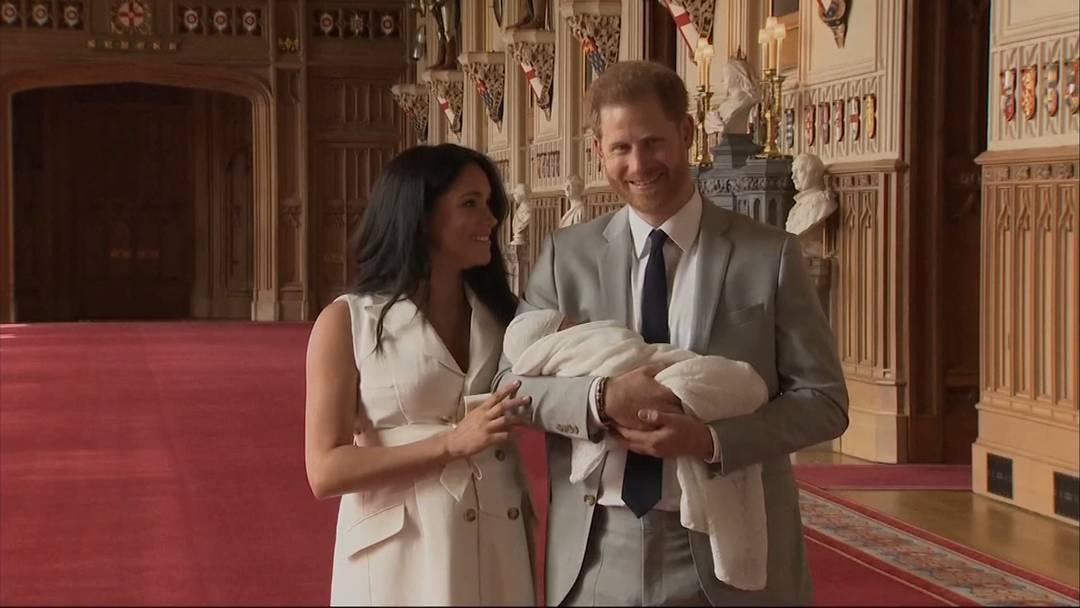 Meghan und Harry: Die schönsten Bilder einer royalen Liebesgeschichte, die ihre eigenen Wege geht. (12.1.2020)