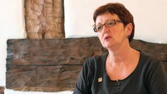 Iris Schelbert holte am 3. März bei den Stadtratswahlen das beste Ergebnis.