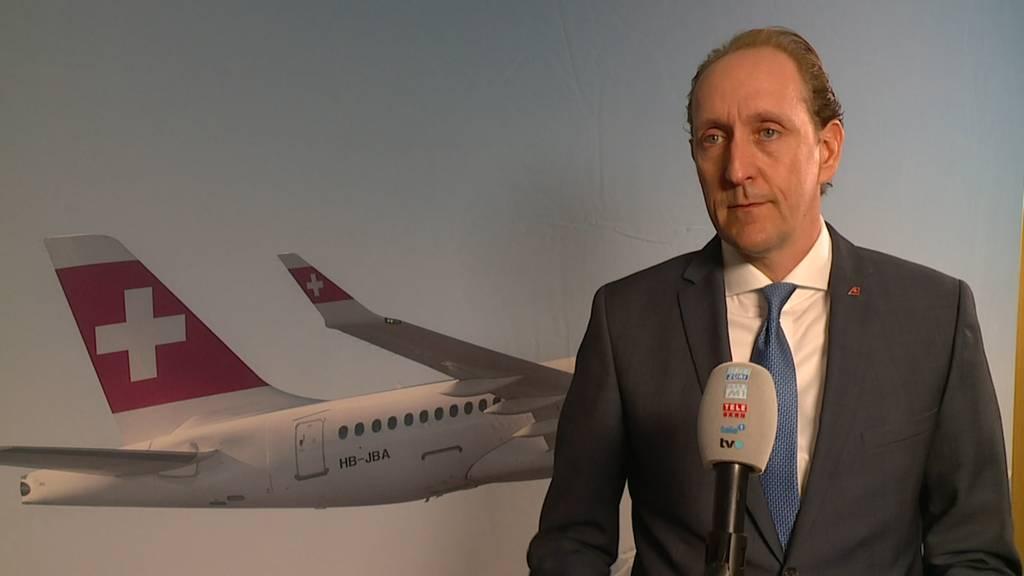 654 Millionen: Die Swiss fliegt 2020 massiven Verlust ein