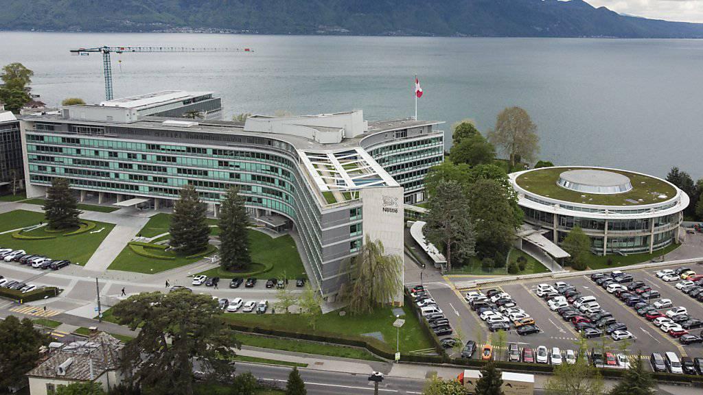 Nestlé-Chef Schneider gibt Bekenntnis zur Schweiz ab