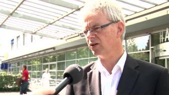 Martin Häusermann wird neuer CEO der Solothurner Spitäler AG. (Archiv)