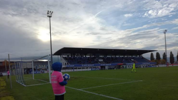 Aus der Minikrise gekämpft: Der FC Wohlen gewinnt mit 2:0 gegen das Tabellenschlusslicht Zug 94
