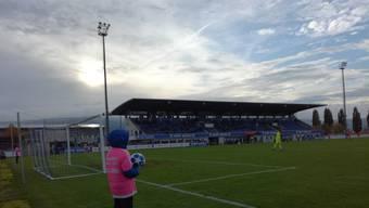Erfolgreicher Abend im heimischen Stadion: Der FC Wohlen besiegt seinen Gast Zug 94 verdient mit 2:0.
