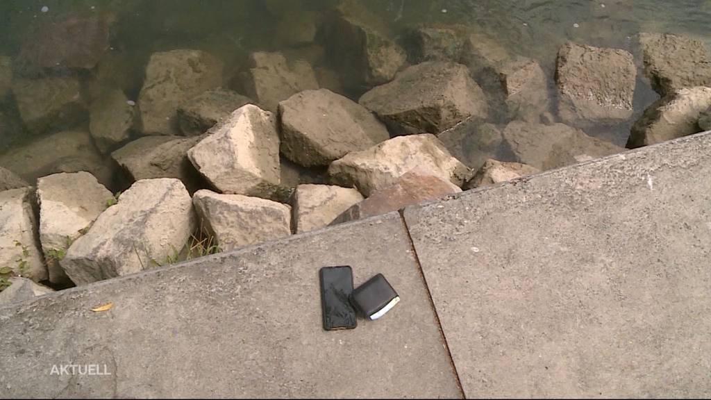 Traurige Gewissheit: Vermisster Rhein-Schwimmer tot geborgen