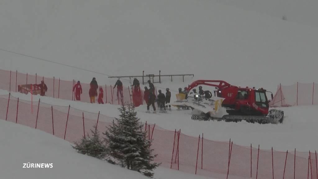 Ski-Weltcup: Wetter könnte Schweizern Siegeschancen vermiesen