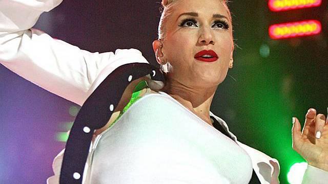Gwen Stefani hat Schreibblockade