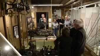Décolletage-Ausstellung in Leuzigen