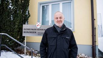 Gemeindepräsidenten im Untergäu 2020