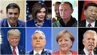 All diese Politiker sind unter einem Übernamen bekannt
