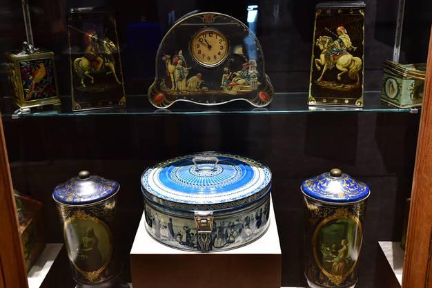 Die Exponate sind bis 17. März 2019 im Zündholzmuseum in Schönenwerd ausgestellt.