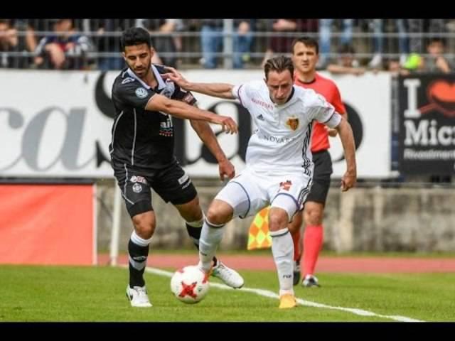 FCB mit Punkteverlust in Lugano – die Tore