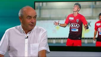 Im FCA-Talk diskutiert AZ-Sportreporter Sebastian Wendel mit dem AZ-Stadionexperten Urs Helbling über den neuen Gestaltungsplan, die Volksabstimmung und die Resultate des FC Aarau.