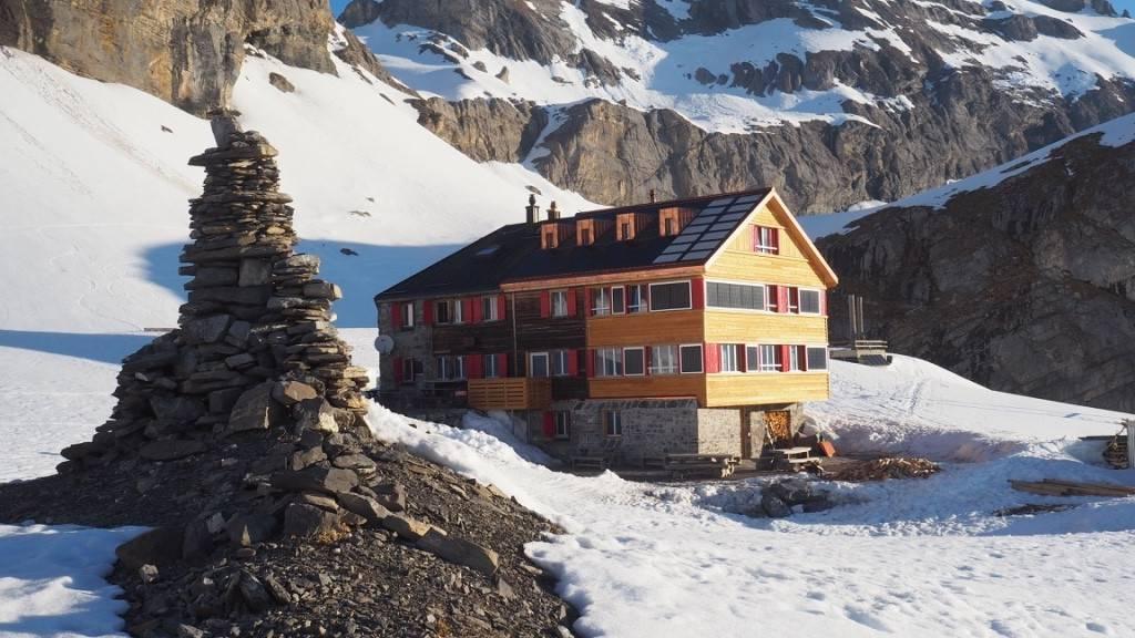 SAC-Hütten mit überragendem Jahr 2019