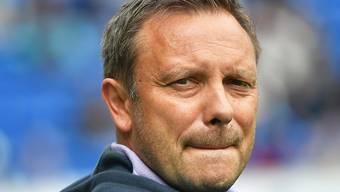 Ende auf Schalke: André Breitenreiter