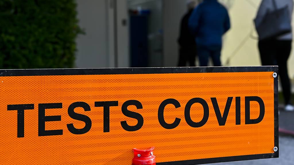 BAG meldet 173 neue Coronavirus-Fälle innerhalb von 24 Stunden
