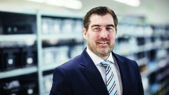 Alexander Bradfisch ist der neue CEO der Glutz AG. Er löst damit Peter Riedweg ab, der zuvor 20 Jahre CEO war.