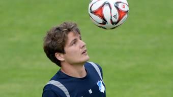 Pirmin Schwegler kommt die Ehre zu, neuer Captain zu sein