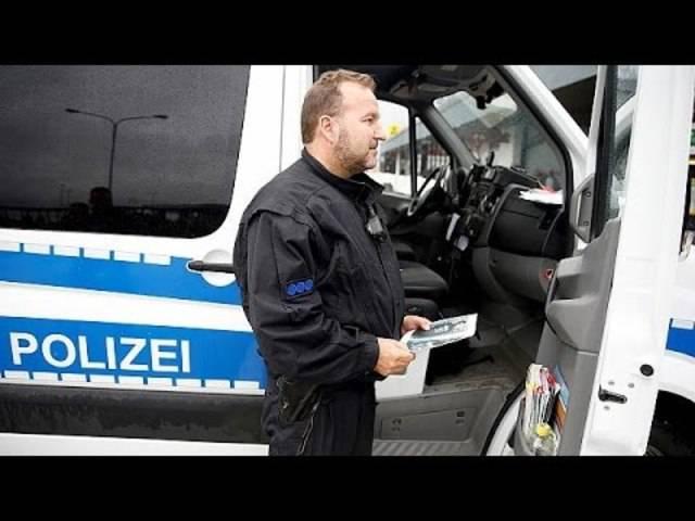 Polizei fasst Terrorverdächtigen in Leipzig