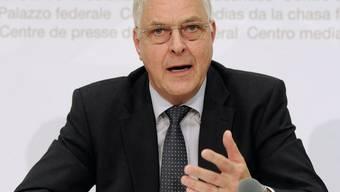 Werner Zeller, Leiter Abteilung Strahlenschutz im Bundesamt für Gesundheit