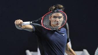 Roger Federer hatte am Schluss doch den Durchblick
