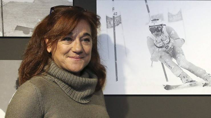 Die vermisste Blanca Fernandez Ochoa auf einem Bild vom Dezember 2014.