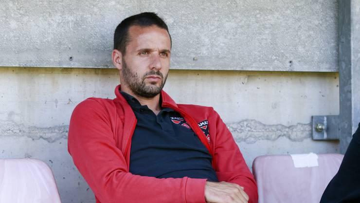 Raphaël Nuzzolo: «So etwas habe ich in meiner langen Karriere als Profi noch nie erlebt. Und so etwas möchte ich in meiner Karriere auch nie mehr erleben.»