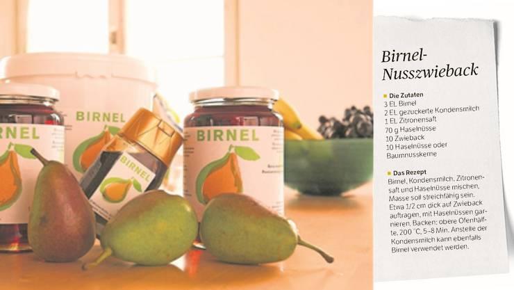 Birnel kann zum Süssen diverser Speisen oder auch als Brotaufstrich verwendet werden.