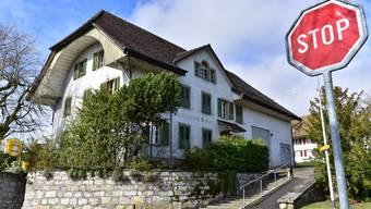 Im Restaurant Sonne in Walterswil wollte Zvonko Petrovic eine Bar eröffnen.