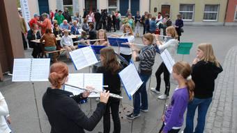 Am kantonalen Tag der Musik wurde die Bedeutung des Instrumentalunterrichts unterstrichen