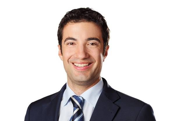Andrea Caroni, FDP-Ständerat aus Appenzell Ausserrhoden.