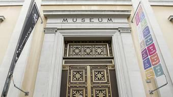 Für Veranstaltungskalender: Naturhistorisches Museum an der Augustinergasse. foto niz